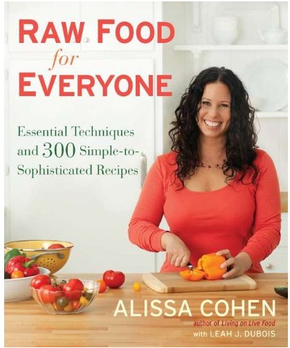 Book review raw food for everyone glow by lauren talbot upon forumfinder Image collections